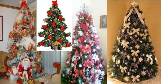 Coloca en una buena posici n el arbol de navidad - Como decorar el arbol de navidad 2015 ...