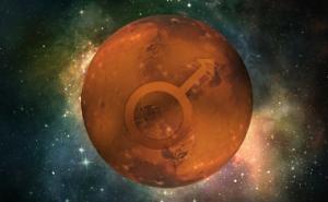 Marte astrología