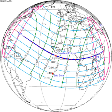 mapa eclipse 3/11/13