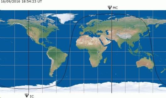Resultado de imagen para eclipse de luna de 16 de septiembre de 2016
