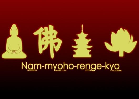Resultado de imagen para Nam myoho renge kyo
