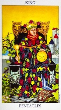 king-of-pentacles