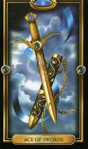 ace swords tarot