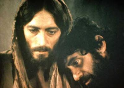 Resultado de imagen para jesus con pedro diciendo me negaras tres veces